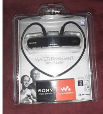 Sony Walkman NWZ-W252 Black (2 GB) Digital Media Player - New and Sealed