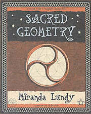 Sacred Geometry by Miranda Lundy (Paperback, 2002)