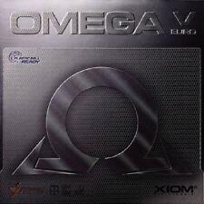 XIOM Omega V EURO schwarz 2.0mm