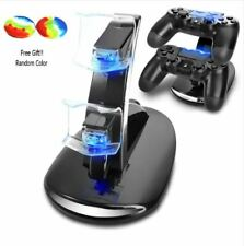 PS4 Joystick Charger For Sony PlayStation 4 Dual Micro Slim USB Charging Stand
