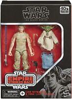 Star Wars The Black Series - Luke Skywalker & Yoda (Jedi Training) Action Figure