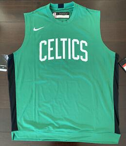 Nike Boston Celtics 2020 Shooting Shirt Warm Up NBA Player Issued L Tatum Rare