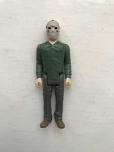 FUNKO REACTION SERIES FRIDAY THE 13TH JASON VOORHEES ACTION FIGURE HORROR
