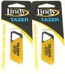 Lindy Tazer Glo Light (Lot of 2-Lite Jigs & Spoons)