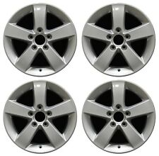 "16"" Honda Civic 06 07 08 09 10 11 Factory OEM Rim Wheel 63899 Silver Full Set"