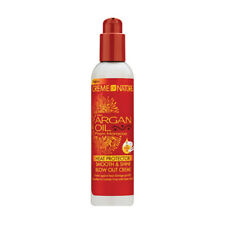 Creme of Nature Argan Oil Heat Protector Smooth & Shine Blow Out Creme 7.6oz