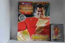 EAGLEMOSS DC SUPER HERO FIGURINE COLLECTION NO.15 SHAZAM