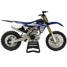 1/12 New Ray Yamaha YZ450F Motorcycle Bike Diecast Model Blue White 57983