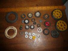 RUOTE VINTAGE misti per vecchi giocattoli-Arnold/Lesney/Meccano/Palitoy ecc.