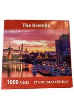 Puzzle Mate Landscape Series 1000 Piece Jigsaw Puzzle - The Kremlin