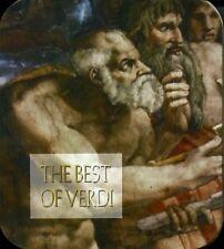 THE BEST OF VERDI - 1997 - TIN CASE - 10 TRACK MUSIC CD - LIKE NEW - H245