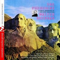 Walter Brennan - President: Musical Biography Our Chief Executives [New CD] Manu