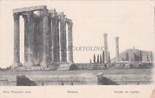 GREECE - Athenes - Temple de Jupiter 2