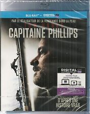 """Capitaine Phillips""    Blu-ray + Copie digitale  NEUF SOUS BLISTER"