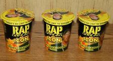 Rap Snacks Icon Ramen Noodles Flavor: Chicken Gumbo Master P New X3