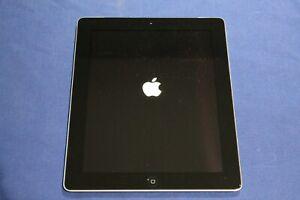 Apple iPad 4th Gen 128GB (Wi-Fi/Verizon & Sprint/GPS) A1460 Black