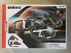 UDI U818A-HD 2.4GHz 4 CH 6 Axis Headless RC Quadcopter w/ HD Camera see Descrip