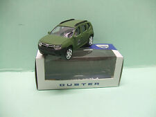 DACIA DUSTER MILITAIRE ARMEE DE TERRE 1/54 3 inches NOREV