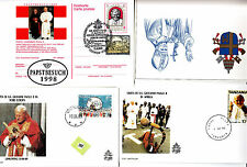 Vatican  Jean Paul II  FDC&/or max card  div lot II   292