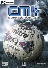 Championship Manager 4 - Pc (New)