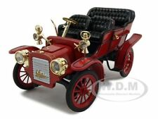 1907 CADILLAC M FIRE ENGINE RED 1/32 DIECAST MODEL BY SIGNATURE MODELS 32360