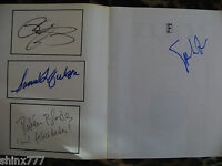 Mo Better Blues Signed Spike Lee-Samuel Jackson+Wesley Snipes+Abbey Lincoln+more