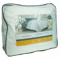 Threshold Warmer Down-Blend Comforter White (Warmer) Full/Queen