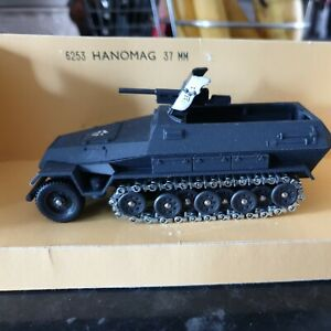 Rare Solido 6253 Hanomag 37 mm