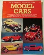 '78 Model Cars Book, 7 pgs Slotcars - Tyco Matchbox Cox