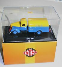 1/43 ZIS 150 MOSCOW STREET CLEANER TANKER BLUE & YELLOW DiP NEW IN BOX