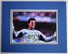 Walter Zenga Signed Autograph 10x8 photo display Italy Inter Milan AFTAL & COA