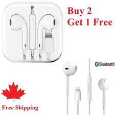 Earphones Earbuds for Apple iPhone 7 8 Plus X  Max 11 With Mic volume LIGHTNING