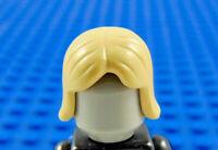 LEGO-MINIFIGURES SERIES X 1 YELLOW GIRLS HAIR PIECE WITH BUN PARTS