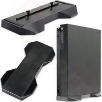 Xbox One X vertikal Halter Stand Ständer Standfuß Gaming senkrecht Scorpio Fuß