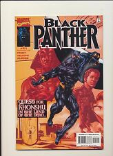 Black Panther #21 (Vol. 2) Marvel! Moon Knight! SEE SCANS! RARE KEY BOOK! WOW!