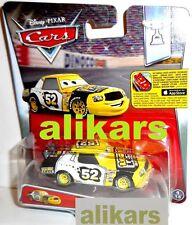 App Store CLAUDE SCRUGGS Piston Cup No 52 Leak Less Disney Cars Mattel Die-cast