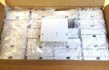 Comercio Pack De 20x Teléfono Master Tomas NTE5A + Cajas posterior, versión de tornillo