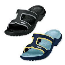 Sandalias y chanclas de mujer Crocs color principal negro sintético