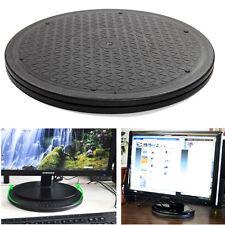 Rotating Platform Turntable 360º  Revolving TV Monitor Stand Table Ball Bearing