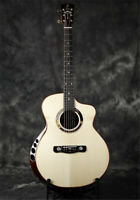 "Merida Extrema Series ""Cupid""  All Solid Acoustic Guitar"
