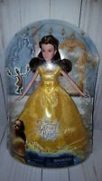 Disney Beauty and the Beast Enchanting Melodies Belle Doll Singing NEW