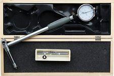 Vérificateur d'alésage, lecture 0.01 mm neuf. Capacité de 35 à 50 mm