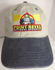Point Reyes Hat Cap Lighthouse National Seashore California USA Embroidery New