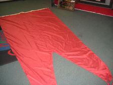 Game Used Cincinnati Reds Riverfront Stadium Cinergy Field Flown Flag Huge