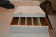 TOY TRAIN STORAGE BOX -  NEW TOP - SAME SIZE - CHEAPER