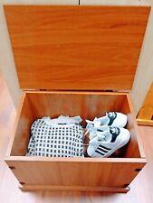 Nuevo baúl de madera colección - medidas 54 x 36 Cm PRECIO: 17€  ENVÍO:2,95€