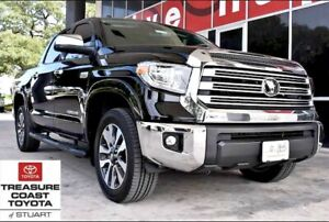 NEW TOYOTA TUNDRA 2014-2020 MIDNIGHT BLACK CODE 218 FENDER FLARES 4 PIECE SET