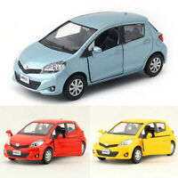 1:36 Toyota Yaris Die Cast Modellauto Auto Spielzeug Model Sammlung Geschenk
