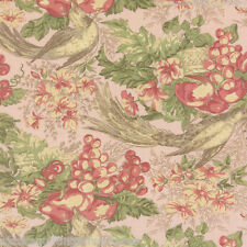 MODA Fabric ~ COUNTRY ORCHARD ~ Blackbird Designs (2750 11)  by the 1/2 yard
