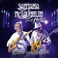 CARLOS JOHN SANTANA - INVITATION TO ILLUMINATION-LIVE AT MONTREUX 2011  CD NEU